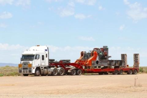 Truck safety hub opens in Darwin