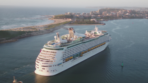 Infrastructure NSW pulls cruise terminal funding