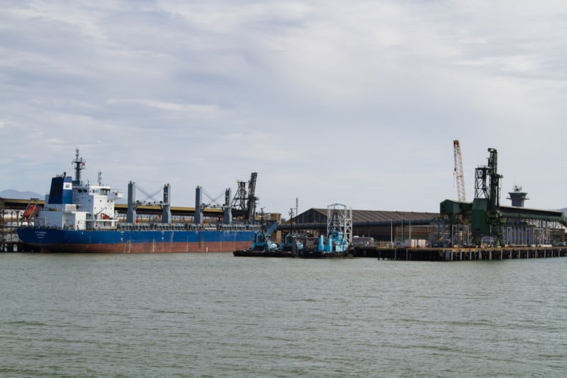Port of Townsville channel upgrade