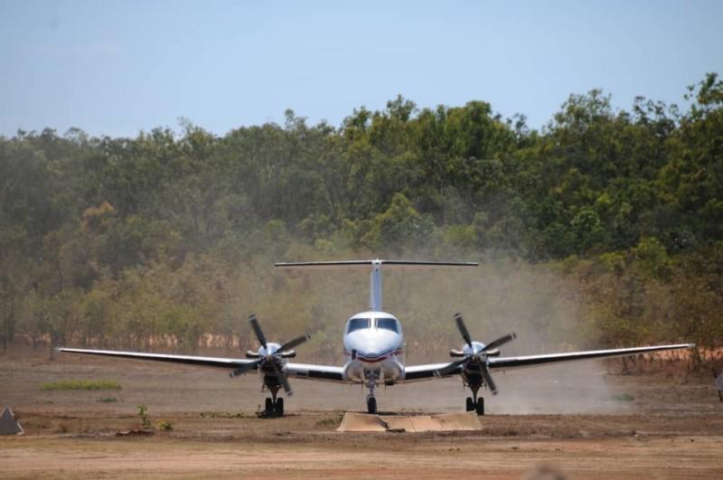 AAA Regional Airport funding