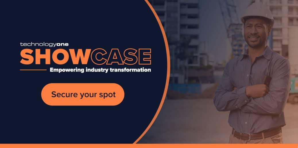 TechnologyOne Showcase 2019