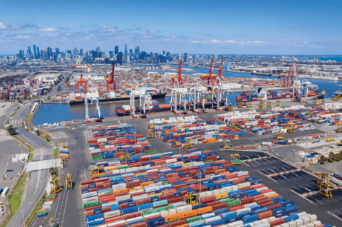 Are our ports connected and efficient enough?