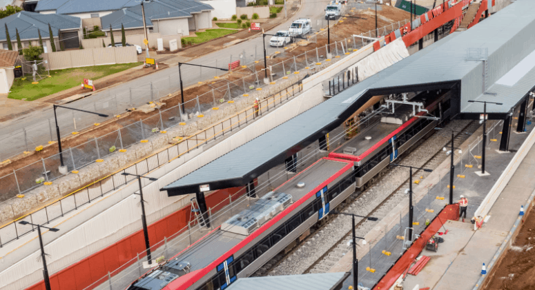 South Australia's Oaklands Crossing upgrade complete