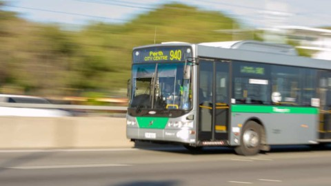 Developing WA's new CBD transport plan