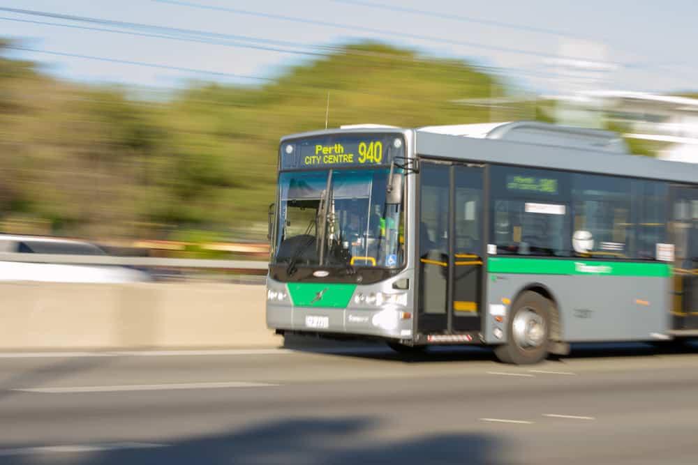 Developing WA's new CBD transport plan
