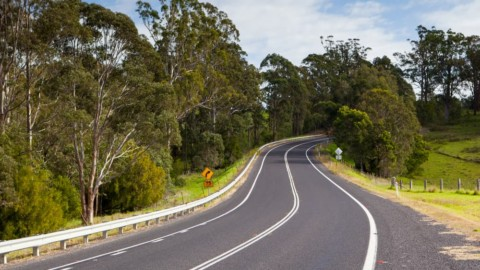 Princes Highway safety upgrades continue