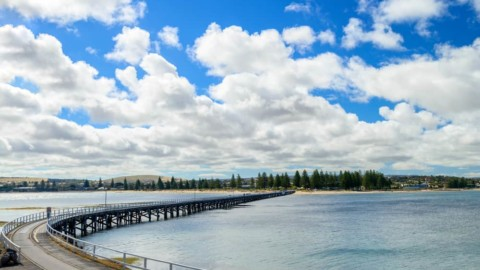 Victor Harbor to receive new and improved $20 million Causeway
