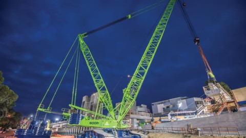 The knowledge gap for cranes and precast construction