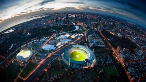 Stage 2 of Melbourne Park's near billion-dollar redevelopment completed