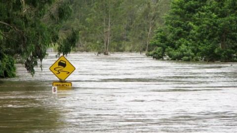 Flinders Highway undergoes vital flood repair