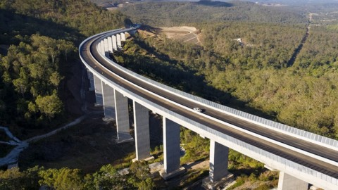 $1.6 billion Toowoomba Second Range Crossing open