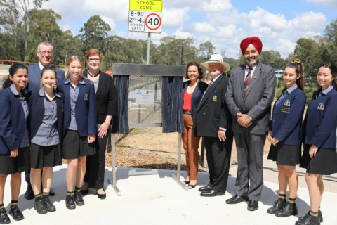 New bridge ensures safer travel for Blacktown Council residents