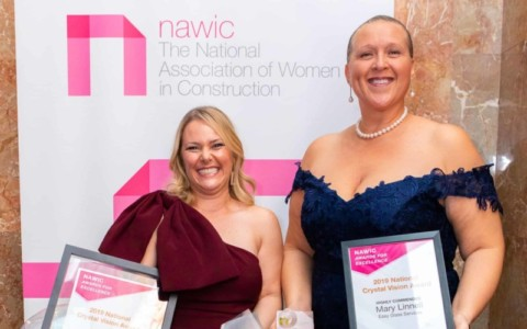 National Crystal Vision Awards celebrate women in construction