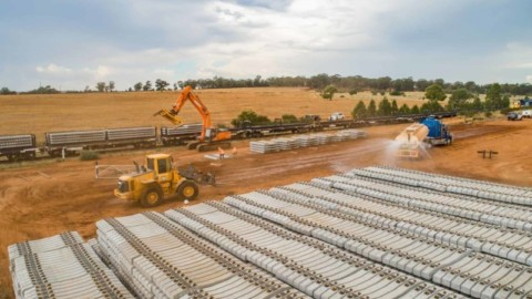 Inland Rail seeking EOIs for two major contracts