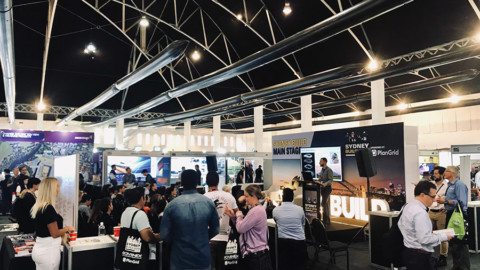 Building up to Sydney Build Expo 2020
