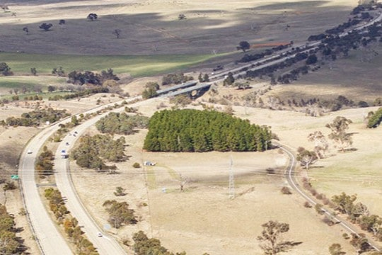 Barton Highway upgrade