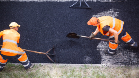 Ballarat first site in Victoria's road resurfacing blitz