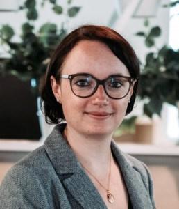 Nina Elter. SVP, EROAD