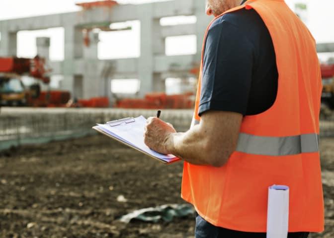 Asset inspector infrastructure site