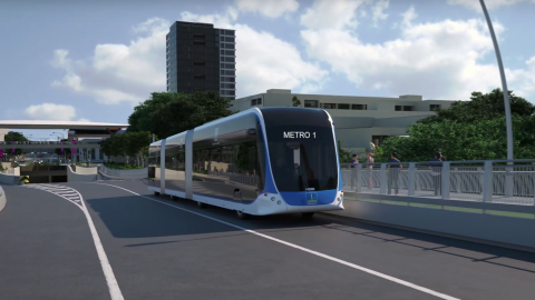 Work begins on Brisbane Metro fleet and infrastructure