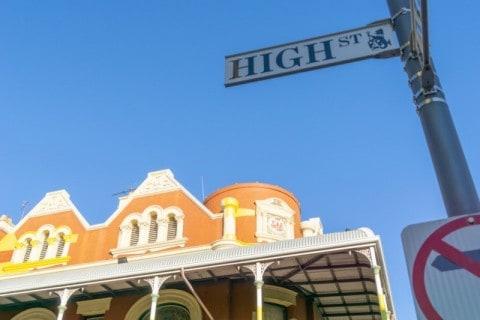 $118 million Fremantle intersection upgrade underway