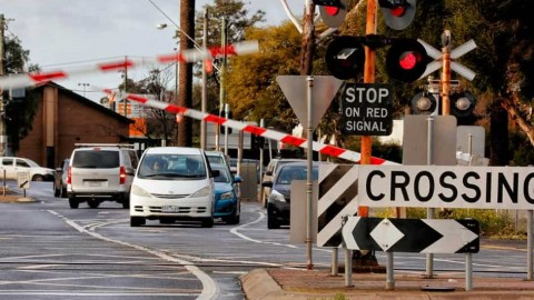 $113.8 million level crossing removal contract awarded