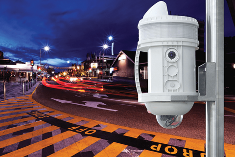 Rapid deployment cameras enable monitoring of remote sites