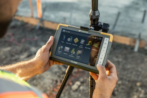 "New rugged survey tablet achieves ""unrivalled"" performance"