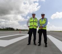 Brisbane Airport's new runway gets launch date