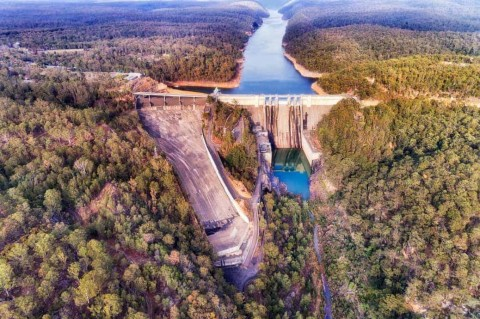 Sydney dams receive best inflows in years