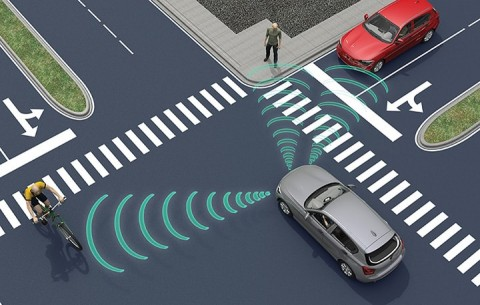 Using LIDAR in Australian-first road safety technology