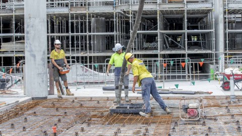 Gold Coast terminal expansion appoints local contractors