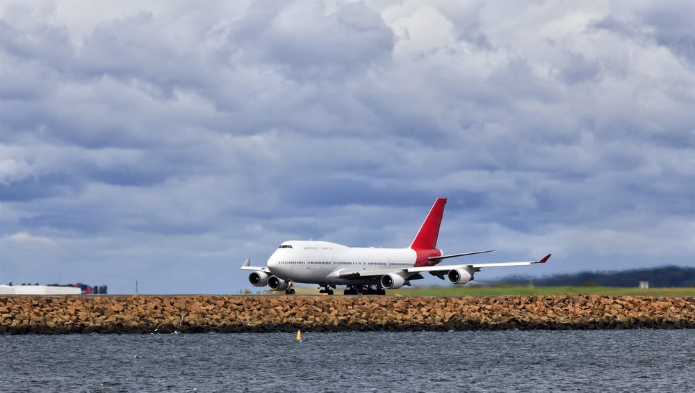 Sydney Airport S Grounded Aircraft To Be Parked On Runway Infrastructure Magazine