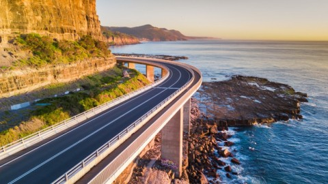 Pacific Highway upgrade nears completion
