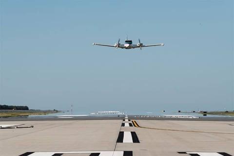 Brisbane's new runway: 8 years in the making