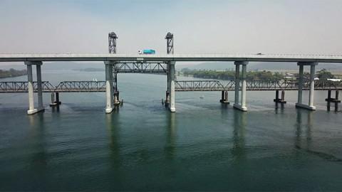 Bridging the gap at harwood