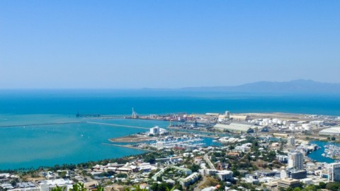 Port of Townsville's Channel Upgrade powers ahead