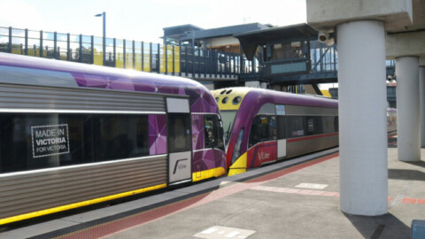 $126 million boost for regional Victorian rail