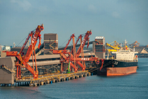 Port of Newcastle's direct-to-rail capacity in focus