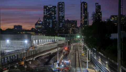 Sydney Metro's Northern Connection rail extension kicks off