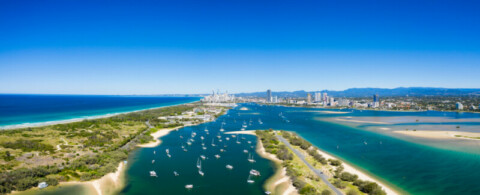 Construction contracts awarded for Gold Coast's Spit Master Plan