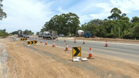 Preferred contractor announced for Bussell Highway duplication