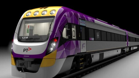 Victoria orders 18 locally built VLocity trains