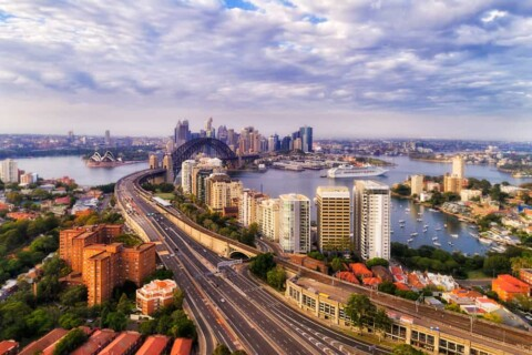 Australia's infrastructure-led recovery from COVID-19