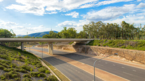 Barton Highway upgrade contractors announced