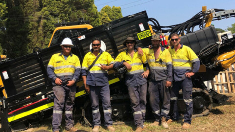 Versatile Services Australia grows with Vermeer