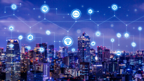 A new way to serve citizens: how smart cities use data to manage public assets