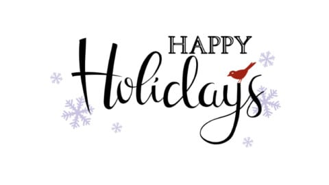 Happy holidays from the Infrastructure team