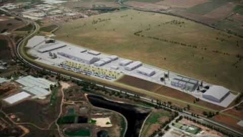 Construction begins on Riverina Intermodal Freight Logistics Hub