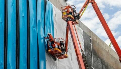 Sydney Metro's Waterloo Station build progresses